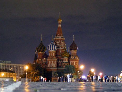 Red Square, Moscow. Photo: Lo van den Berg/Flickr/CC