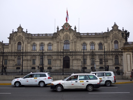 Presidential Palace, Lima. Photo: Aram Kudurshian/Flickr/CC